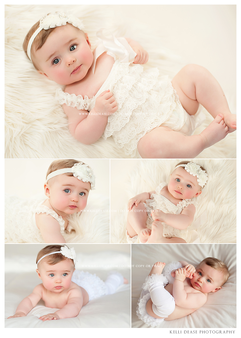 In studio baby portraits ct baby photographer