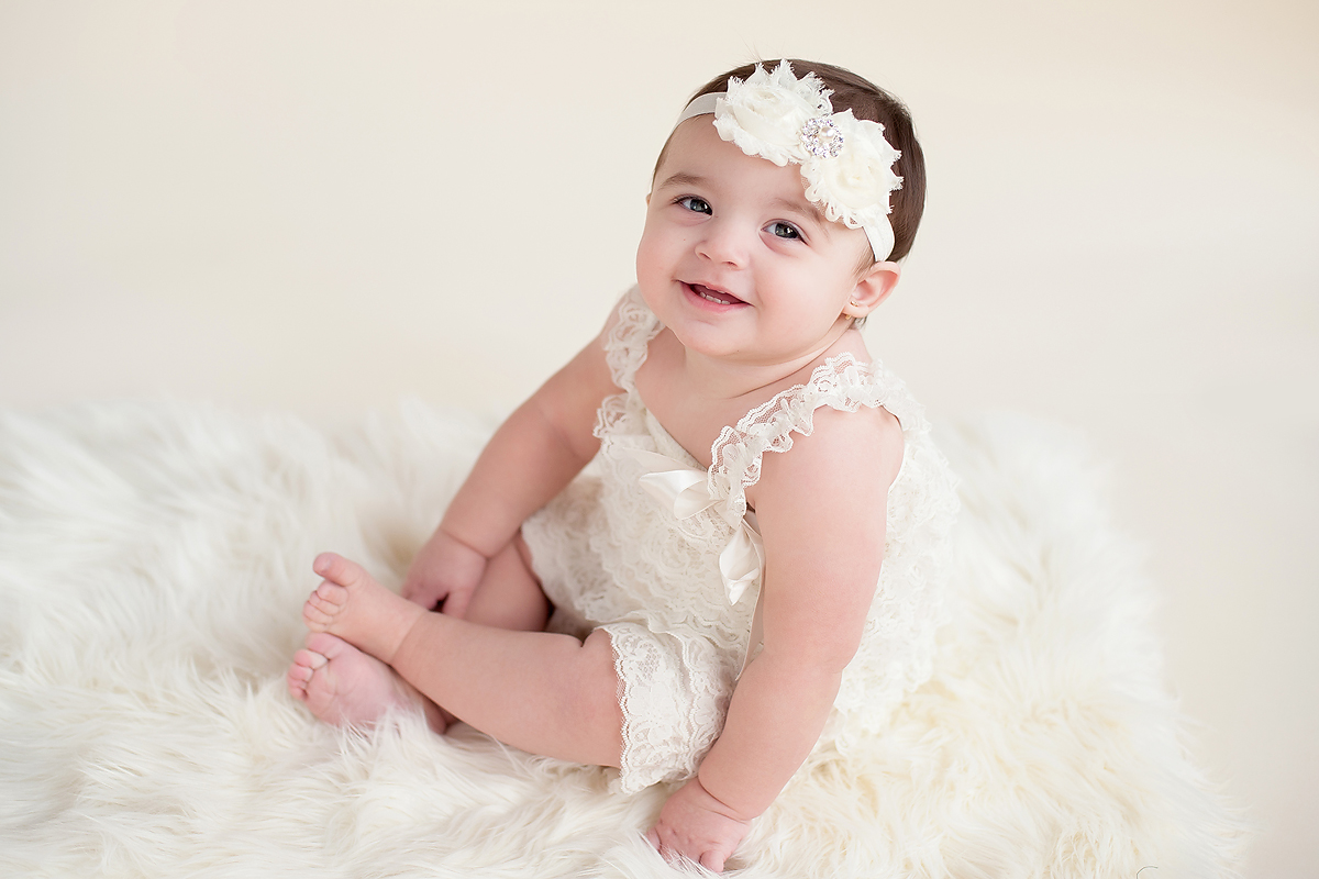 in-studio baby portraits