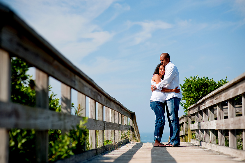 maternity couple at Harkness Park