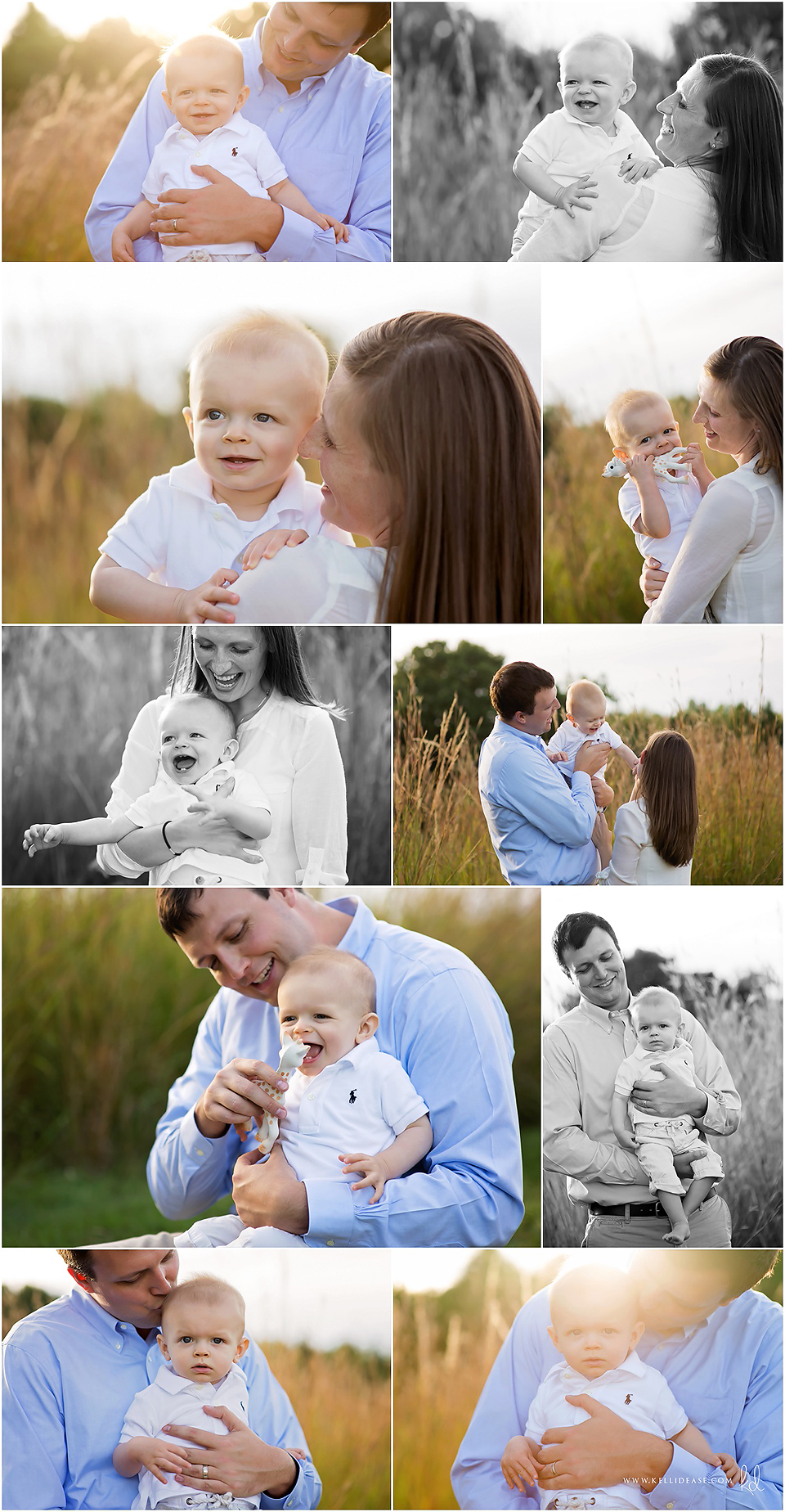 West Hartford Family Photography | CT Children's Photographer | Hartford County Baby Photography | One Year Baby Photography