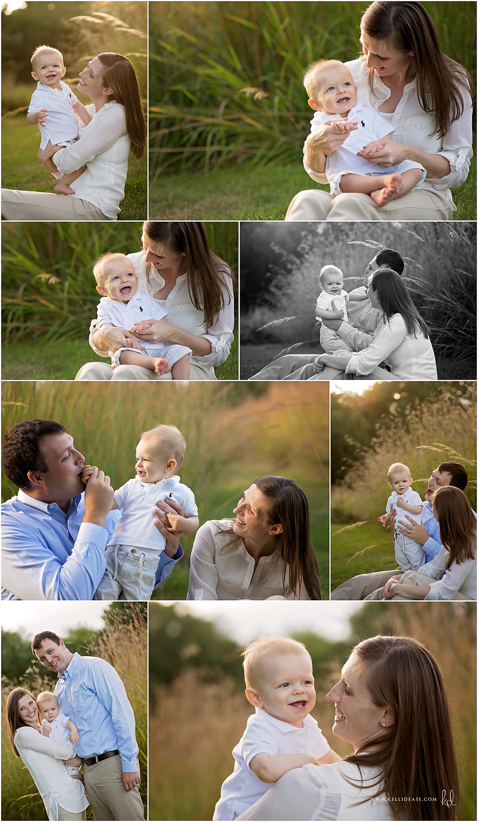 Family Photography in CT | West Hartford, CT Baby Photographer | CT Sunset Family Photography | Hartford County Family Photographer