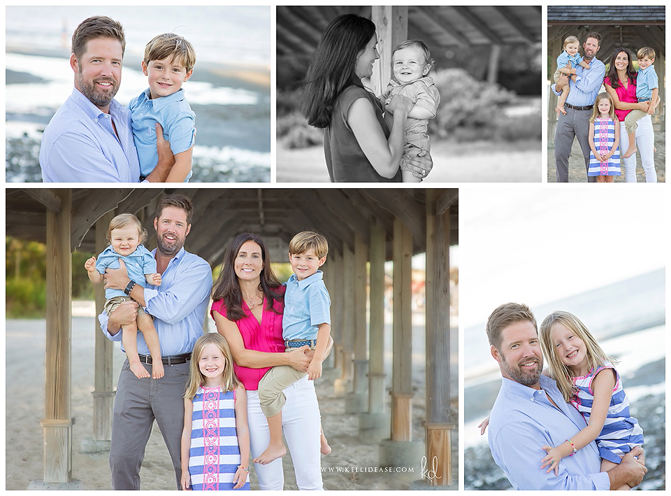 Greenwich, CT Beach Session | Fairfield County Beach Photography | CT Family Photography | Greenwich Children's Photography | Tod's Point Family Photography