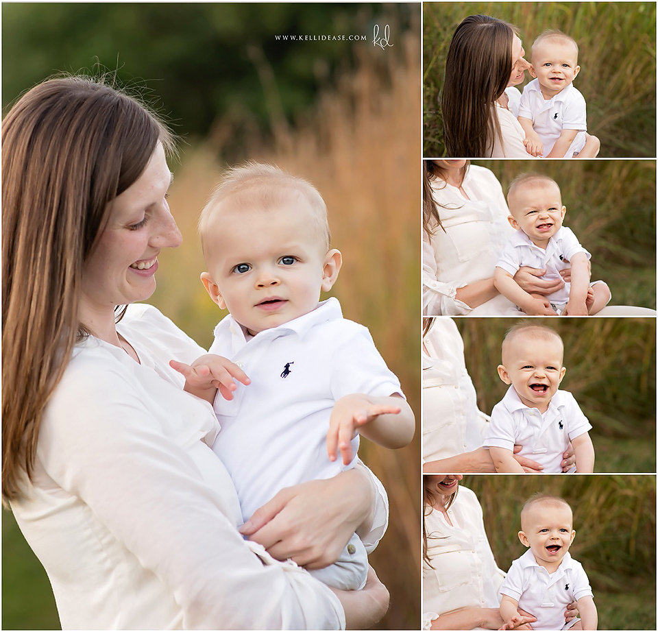 CT Family Photographer | CT Mother and Son Photography | Hartford County Outdoor Family Photography | West Hartford, CT Children's Photographer