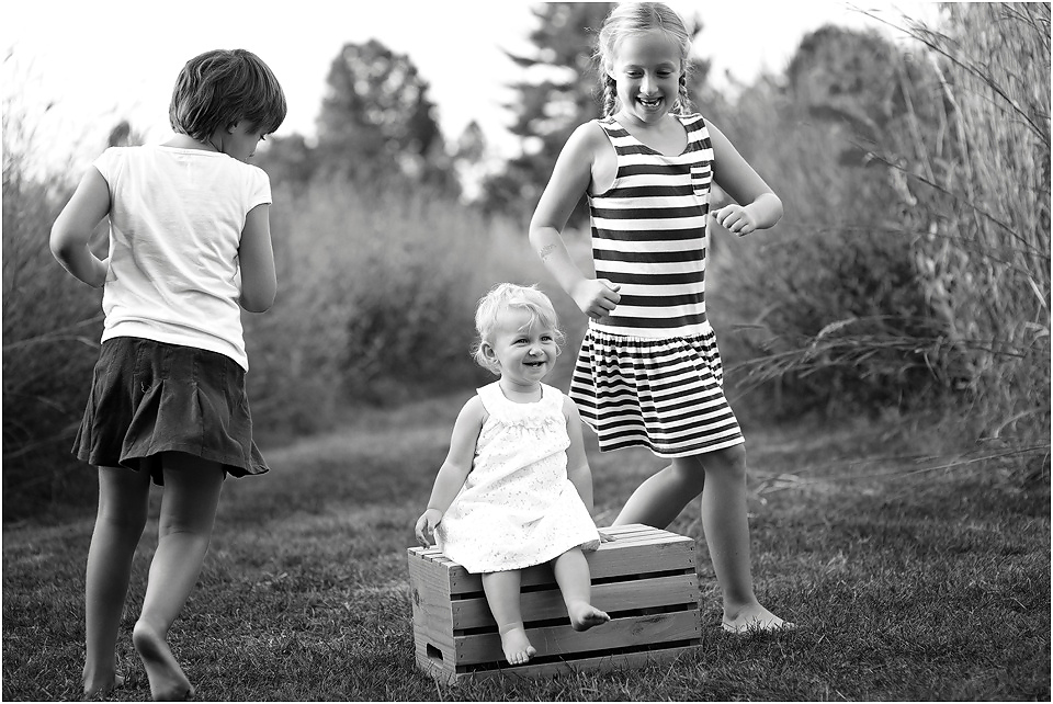 Westmoor Park Sibling Photography | West Hartford, CT Baby Photographer | CT Black and White Family Photography | Hartford County Children's Photographer