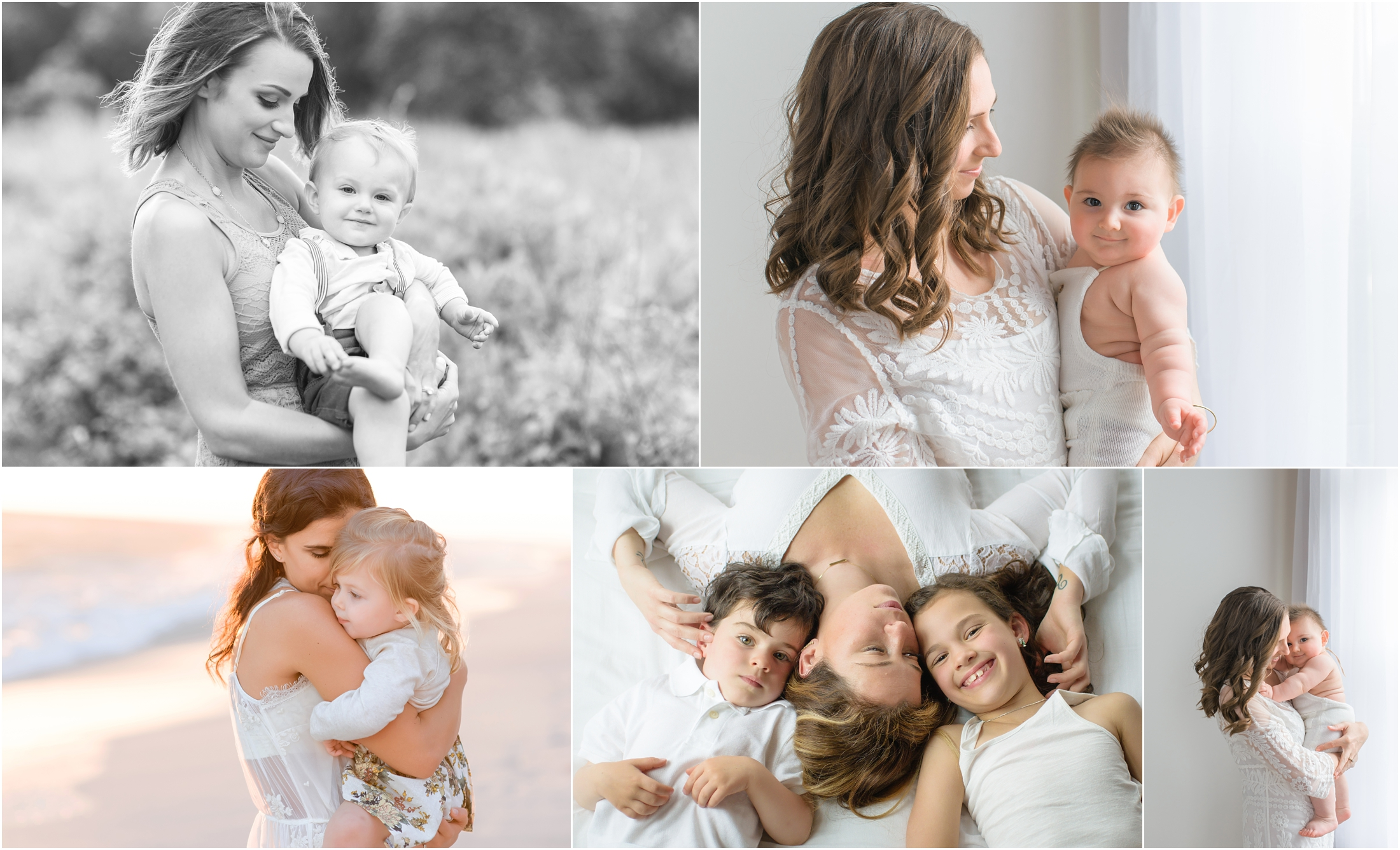 Mother's Day photo sessions in West Hartford, Simsbury, Canton, Avon and Farmington Valley CT