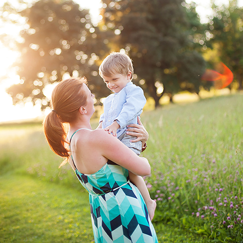family and child photography ma
