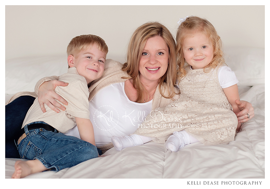 A growing family ct maternity portraits