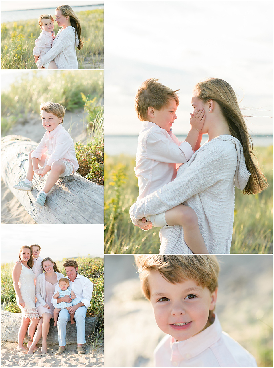 Best Family Photographers in CT | Family Beach Portraits | Family Photographers in CT | Family Beach Session | Connecticut Photographers | www.kellidease.com