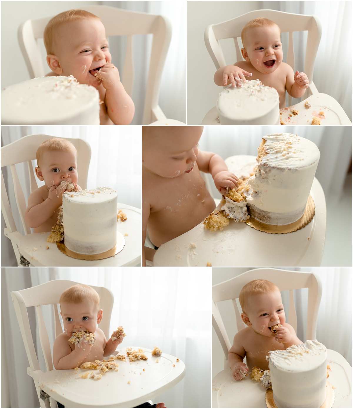Prime First Birthday Photo Session In Ct Cake Smash Photographer Personalised Birthday Cards Petedlily Jamesorg